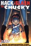 Hack Slash vs Chucky (2007 mini series)