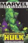 Incredible Hulk Encyclopedia Hardcover