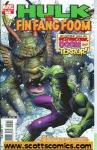 Hulk vs Fin Fang Foom (2008 one shot)