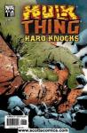Hulk and Thing Hard Knocks (2004 mini series)