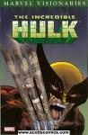 Hulk Visionaries Peter David TPB