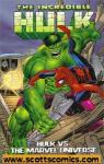 Hulk vs the Marvel Universe TPB