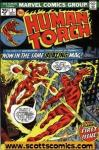 Human Torch (1974 1st series)