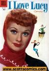I Love Lucy Comics (Dell)