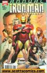 Iron Man (2005 4th series) Annual