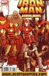 Iron Man Armor Wars (2009 mini series)