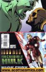 Iron Man Hulk Nick Fury (2008 one shot)