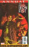 Immortal Iron Fist Annual (2007 one shot)
