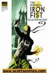 Immortal Iron Fist Hardcover