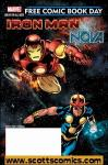 Iron Man Supernova FCBD Edition  (2010 one shot)