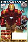 Iron Man Thor FCBD Edition (2010 one shot)