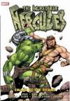 Incredible Hercules Smash of the Titans Hardcover