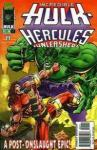 Incredible Hulk Hercules Unleashed (1996 one shot)