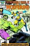 Incredible Hulk and Wolverine (1986 one shot)