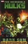 Incredible Hulks Dark Son TPB