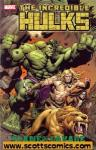 Incredible Hulks Planet Savage TPB