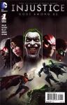 Injustice Gods Among Us (2013 mini series)