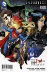 Injustice Gods Among Us Year Three (2014 mini series)