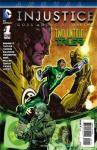 Injustice Gods Among Us Year Two Annual (2014 one shot)