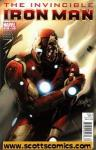 Invincible Iron Man (2008 1st series)