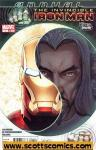 Invincible Iron Man (2008 1st series) Annual