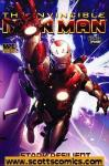 Invincible Iron Man Hardcover