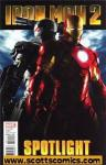 Iron Man 2 Spotlight (2010 one shot)