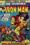 Iron Man (1968-1996 1st series)