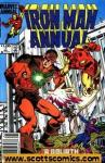 Iron Man (1968-1996 1st series) Annual