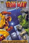 Iron Man Legacy of Doom Hardcover