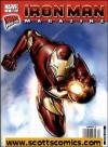 Iron Man Magazine (2010 - 2011)