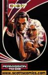 James Bond Permission to Die (1989 mini series) (Eclipse)