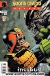 Judge Dredd versus Aliens