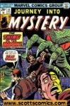 Journey Into Mystery (1972 2nd series)