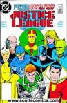 Justice League A New Beginning TPB