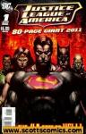 JLA 80 Page Giant (2011 one shot)