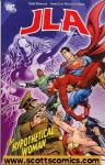 JLA The Hypothetical Woman TPB