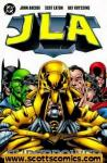 JLA Superpower (1999 one shot)