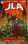 JLA That Was Now This Is Then TPB