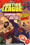 Justice League Unlimited TPB (Digest sized)