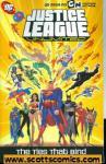 Justice League Unlimited Ties That Bind TPB