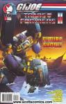 GI Joe vs The Transformers Vol 2 (2004 mini series)