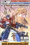 GI Joe vs The Transformers Vol 4 Black Horizon (Devils Due) (2007 mini series)
