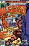 John Carter Warlord of Mars Annual (1977 - 1979)
