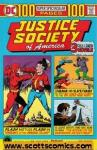 Justice Society of America 100 Page Super Spectacular