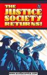 Justice Society Returns!  TPB