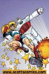 JSA Presents Stars and Stripe TPB