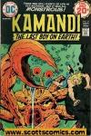 Kamandi The Last Boy on Earth (1972 - 1978)