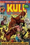 Kull The Conqueror (1971 - 1973 1st series)