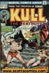 Kull The Destroyer (1973 - 1978 Volume 1)